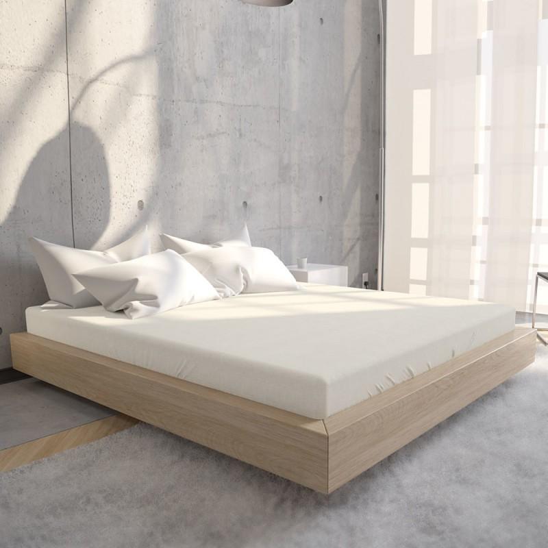 drap housse extensible jersey ltitex. Black Bedroom Furniture Sets. Home Design Ideas